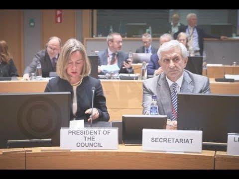 Βέλγιο:Πρόοδο στις διαπραγματεύσεις μεταξύ Σκοπίων και Αθήνας, διαπιστώνει η Φ. Μογκερίνι