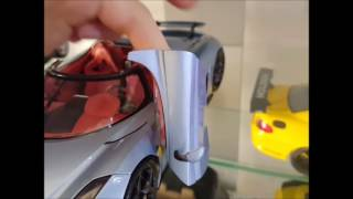 Fronti-Art Koenigsegg Regera Door Operation