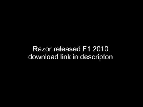 Razor F1 2010 released DOWNLOAD(first scene release with working crack)