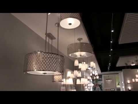 Video for Jourdanton Brushed Nickel Two-Light Drum Pendant