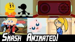 A Random Smash Parody Animation for Fun!