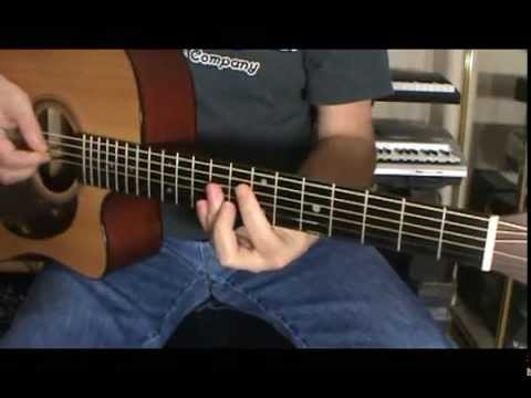 Acoustic Guitar, Learn / Write Songs Yourself Basic Theory By Scott Grove