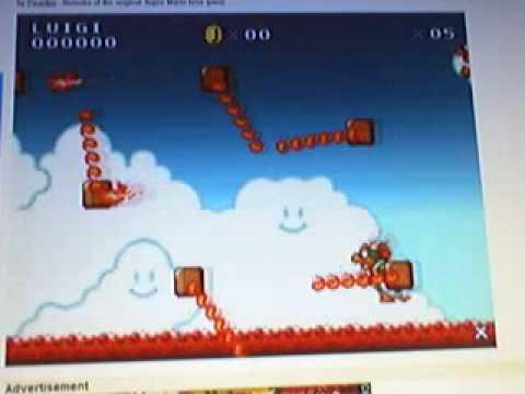 Super Mario Flash - Final Test