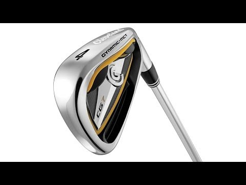 Cleveland CG7 Irons | Golf Club Review