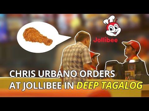 White guy orders at Jollibee in deep Tagalog – HILARIOUS (Maputing Cooking)