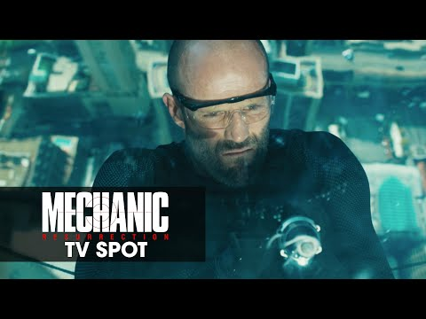 Mechanic: Resurrection (TV Spot 'Higher Level')
