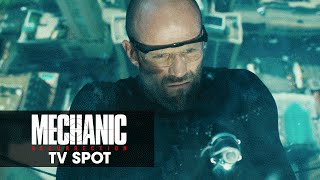 Nonton Mechanic  Resurrection  2016 Movie   Jason Statham  Official Tv Spot        Higher Level    Film Subtitle Indonesia Streaming Movie Download