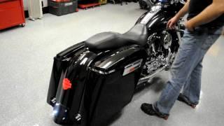 9. 2006 Harley Davidson custom Street Glide
