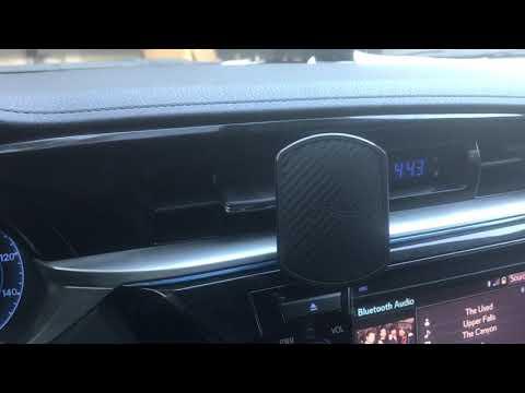 PITAKA car mag mount (видео)