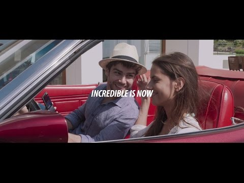 Incredible is Now