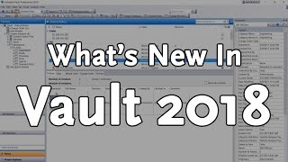 3. Autodesk Vault 2018 - What's New   Autodesk Virtual Academy