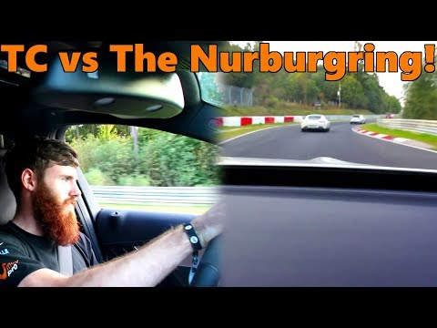 I DROVE THE NURBURGRING! (and did 220+ KPH on the Autobahn!)
