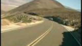 9. Motorcycle Ride To Death Valley Part 1 on a Suzuki DR 650SE