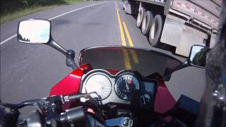 6. 2006 Kawasaki Ninja 250 Top Speed!