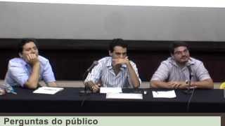 Debate organizado pelo Núcleo Dissenso e ocorrido no aud 71 da Faculdade de Direito da UERJ em 12/12/2012. Debatedores:...