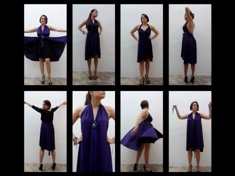 como hacer un vestido - http://recicladocreativo.com/ Design101 Exercises-Homework #85 - #89 My Purple Dress Ejercicios de clase Design101 del 85 al 89 My Vestido Púrpura It was abo...