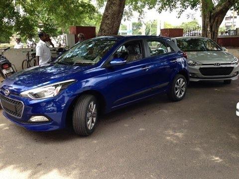 New Hyundai i20 Elite : 2015 New Hyundai i20 Elite: 2015 New Hyundai i20