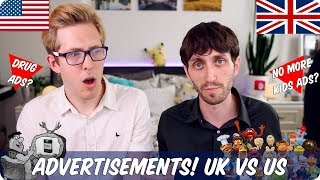 Video Advertisements!   British VS American   Evan Edinger & Jay Foreman MP3, 3GP, MP4, WEBM, AVI, FLV Agustus 2019