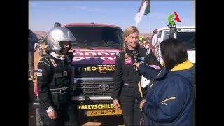 Tuareg Rallye 2019: première étape de Béchar- Canal Algérie