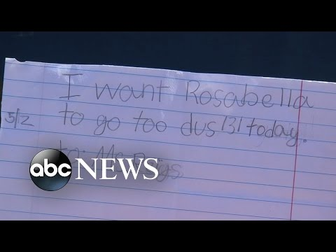 Girl Uses Clearly Bogus Note to Take School Bus Home