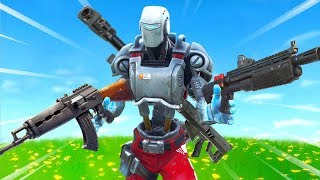 Fortnite but HEAVY Weapons ONLY!