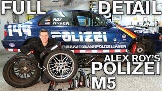 Video Sticker Removal & Paint Restoration: Alex Roy's Polizei M5 MP3, 3GP, MP4, WEBM, AVI, FLV Agustus 2019