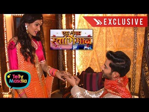 Meghna & Kunal Engagement Ceremony | Ek Shringar S