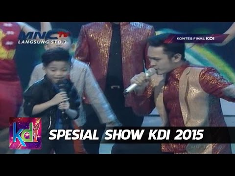 "Gilang Dirga Feat. Affan "" Lets Have Fun Together "" Spesial Show KDI 2015 (19/5)"