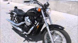 8. 2013 Honda Shadow RS 750 Stock #9-0178@ Diamond Motor Sports