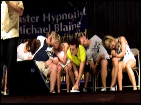 Missing numbers and Toilet Paper, Master Hypnotist Michael Blaine
