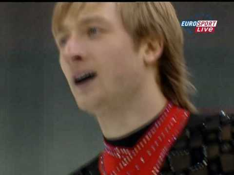 Evgeni Plushenko The godfather Lp Olympics 2006 (B. Eurosport) (видео)