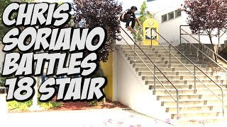 WATCH MORE VIDEOS HERE !!!https://www.youtube.com/watch?v=PkQMGfbCmDYIn todays video Chris Sorriano and Adrian Farias skate the famous Vapa Gap & The franklin 18stair. If you enjoyed the video hit that like button. Thanks Yo !!!FOLLOW US ON INSTAGRAM !!! https://www.instagram.com/nkavids/https://www.instagram.com/chrissoriano_/https://www.instagram.com/_adrianfarias_/FOLLOW MY OTHER PAGES !!!https://www.facebook.com/nkalexander7https://twitter.com/nigelalexander7I've been filming skateboarding since 1995.    :]I started a Youtube Channel right when Youtube started I just thought it was the coolestthing that we could just show everyone any of our skate videos and we didn't have to sell them.Youtube is my full time job and I love it. I have worked for such companies as Nike SB, Street League, Mountain Dew, Gatorade, AT&T, Plan B Skateboards, Woodward Camps, Network A, GoPro, Primitive Skateboarding & Many more. Please subscribe if you guys like the videos. Thanks Yo.SUBSCRIBE FOR MORE VIDEO'S ?http://www.youtube.com/channel/UCusD6cPVuc9F9m3L50jCNiA?sub_confirmation=1BUY MARKISA GEAR HERE !!!http://shop.markisaco.com/#Skate #Skateboard #Skateboarding #Nka #Vids #NKAVIDS #Nigel #NigelAlexander #Thrasher #Berrics #Ride #RdeChannel