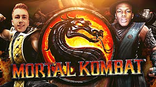 MORTAL KOMBAT X With JJ