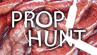A SAUSAGE FEST! - Prop Hunt