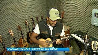 Músico de Tupã faz sucesso na internet compartilhando dicas sobre cavaquinho