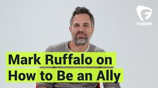 Mark Ruffalo Has Some Advice on Being an Activist and Ally