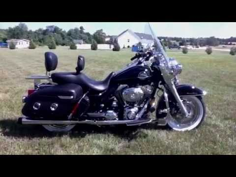 2008 Harley-Davidson Road King Classic