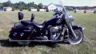 7. 2008 Harley Davidson Road King Classic