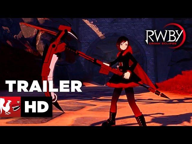 Видео к игре RWBY Grimm Eclipse