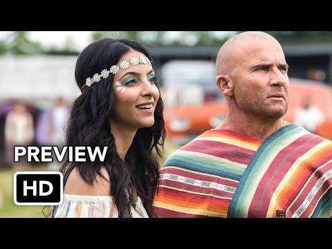 """DC's Legends of Tomorrow 4x01 Inside """"The Virgin Gary"""" (HD) Season 4 Episode 1 Inside"""