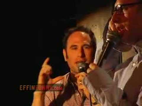 The Sklar Brothers Effinfunny Stand Up - Bench Served