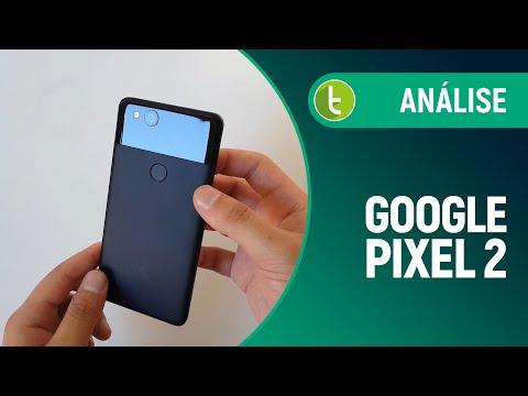 Google Pixel 2: o legítimo iPhone com Android  Review do TudoCelular