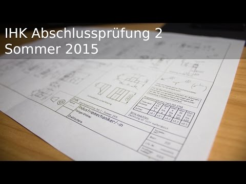 IHK Abschlussprüfungen Teil 2 Sommer 2015