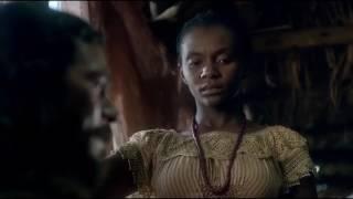 Black Sails - John Silver and Madi -