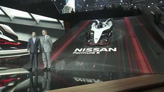Nissan at the 2018 Geneva International Motor Show: Press Conference