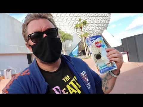 Opening Day of EPCOT Festival Of The Arts - Walt Disney World 2021 Food & Artist Fest Begins