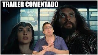 Saiu o Trailer da Comic Con de Liga da Justiça e vamos lá a mais um trailer comentado com batman,aquaman,mulher maravilha,the flash e no final ali até um possivel superman.Inscreva-se no canal: https://goo.gl/QaOGxGPagina no Facebook: https://www.facebook.com/pageMultverso/Site:http://multversogeek.com.br/Twitter: https://twitter.com/ArlindoBuritiQuer fazer uma doação? https://goo.gl/3QIBwGPatreon: https://www.patreon.com/ValeassistirParceiros Foda do Canal:https://www.youtube.com/user/AnneCortesehttps://www.youtube.com/user/LordSlayferBR