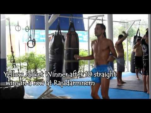 Feature video series #01 Kru Choek Muay Thai Documentary from Phuket Top Team