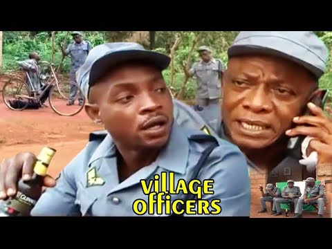 Village Officers Season 1 - Osuofia /collins Don 2019 Latest Nigerian Comedy Movie Full Hd