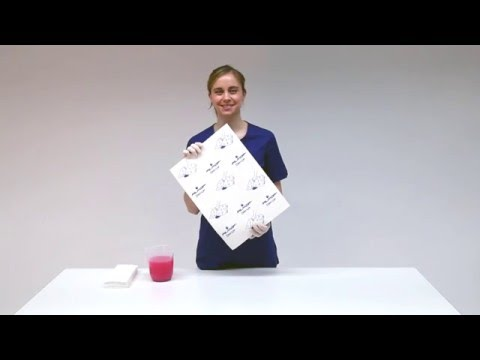 FILMOP: DRY-UP - Panno monouso ad alta assorbenza/Super-absorbing cloth